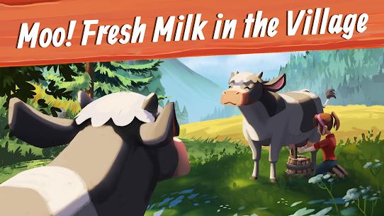 Big Farm: Mobile Harvest (MOD, Unlimited Money) 3