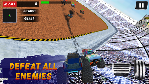 Monster Truck Demolition - Derby Destruction 2021 1.0.2 screenshots 2