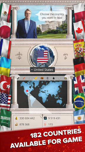 Modern Age u2013 President Simulator Premium 1.0.30 screenshots 5
