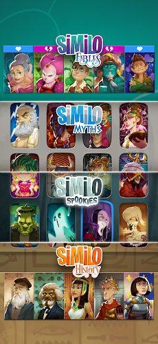 Similo: The Card Gameのおすすめ画像2