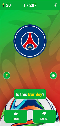 Soccer Logo Quiz 3  screenshots 2