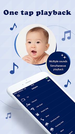 Sound APP-Stop baby crying-babyoto 1.1.1 Screenshots 1