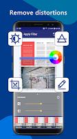 screenshot of Scanner Free - Scan Passport, ID Card to PDF