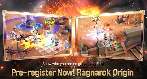 Ragnarok Origin: Fantasy Open World Online MMORPG Varies with device screenshots 10