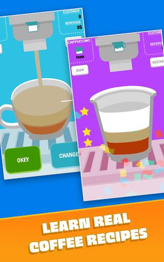 Coffee Shop Barista Star apkmr screenshots 2