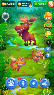 Zoopolis: Animal Evolution Clicker Mod Apk (Free Shopping) 6