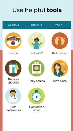 Pregnancy Tracker Countdown To Baby Due Date Apps On Google Play