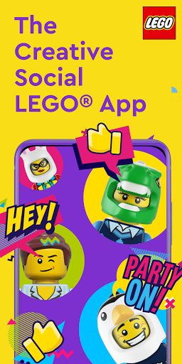 LEGO® Life: Safe Social Media for Kids 2021.2 screenshots 1