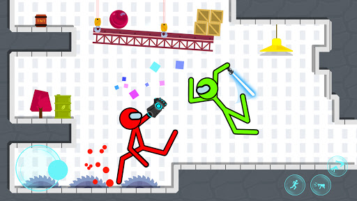 Supreme Stickman Fighting: Stick Fight Games android2mod screenshots 5