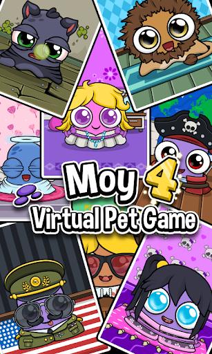 Moy 4 - Virtual Pet Game  Screenshots 7