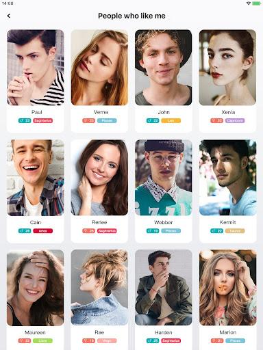 MeetYa - Match, Chat, Meet & Date 1.66 Screenshots 6