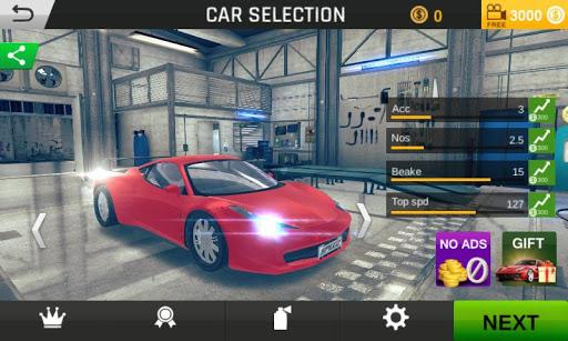 Racing Traffic Car Speed  screenshots 2