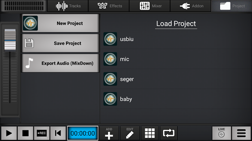 Audio Elements Demo 1.6.3 Screenshots 13