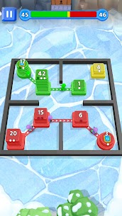Conquer the City: Tower Defense & Takeover Games 3