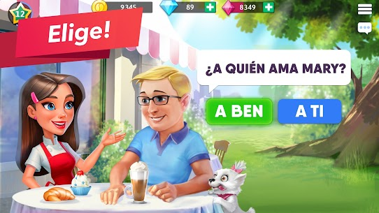 My Cafe, juego de restaurante 3