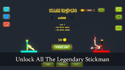 Code Triche Stickman Physics War: Stickman Ragdoll Fight Kill (Astuce) APK MOD screenshots 4