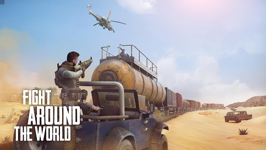 Cover Fire MOD APK + OBB (Unlimited Gold & Full Health) – Updated 2021 4