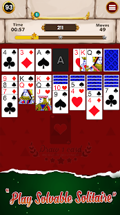 Classic Solitaire - Klondike Card Game Free