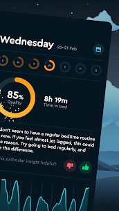 Sleep Cycle: Sleep analysis Mod Apk (Premium Unlocked) 3.14.0.5074 2