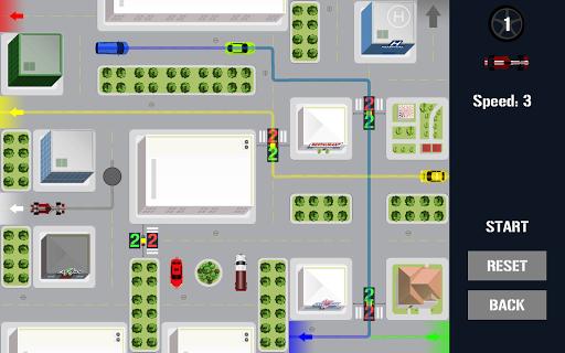 Traffic Control Puzzle - City Driving 4.4 screenshots 6