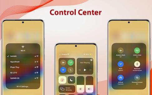 Launcher iPhone MOD APK (VIP Unlocked) Download 9