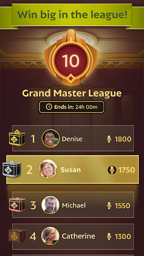 Grand Gin Rummy: The classic Gin Rummy Card Game screenshots 2