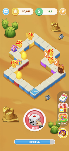 Happy Dice - Lucky Rolling 1.0.5 screenshots 13