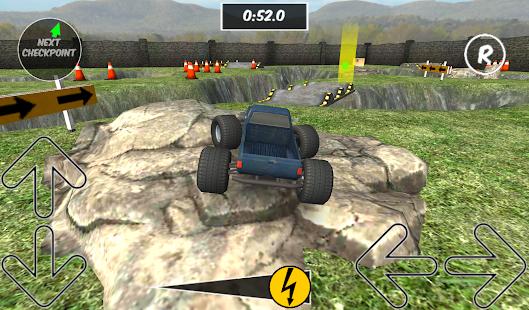 Toy Truck Rally 3D screenshots 1