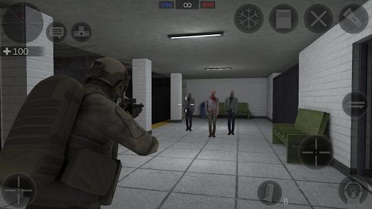 Zombie Combat Simulator Mod Apk 1.4.0 (Free Shopping) 6