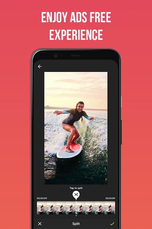 MontagePro: Best Short Video Editor & Video Maker poster 1