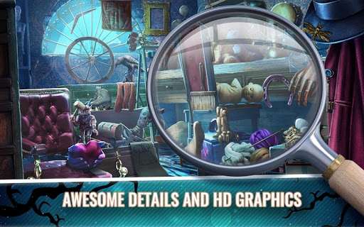Haunted House Secrets Hidden Objects Mystery Game  Screenshots 12