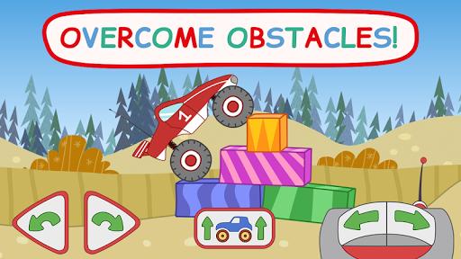 Kid-E-Cats: Kids racing. Monster Truck 1.1.5 screenshots 4