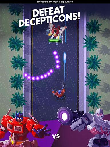 Transformers Bumblebee Overdrive: Arcade Racing 1.5 Screenshots 19