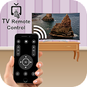 TV Remote Control For All - IR