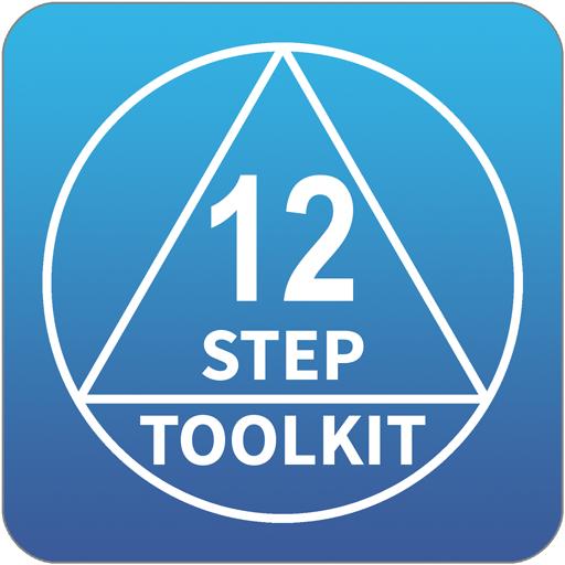 AA 12 Step Toolkit icon