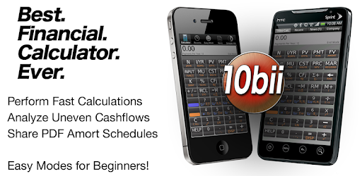 10bii Financial Calculator Apps On Google Play