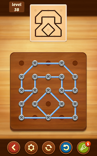 Line Puzzle: String Art 21.0304.09 screenshots 7