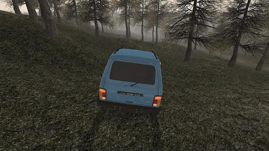 Forest Roads. Niva screenshots 3