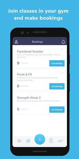 Your Wellbeing Active App screenshot 1