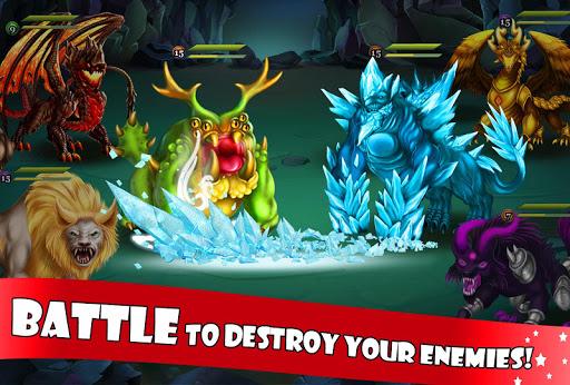 monster battle screenshot 3