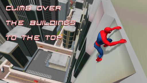 Spider Hero : Super Rope Man 2.07 screenshots 2