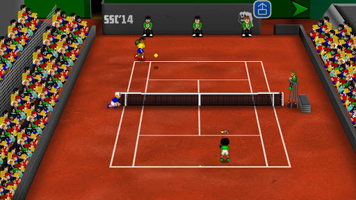 Tennis Champs Returns apktram screenshots 9