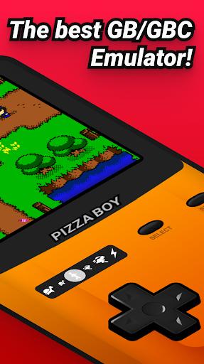 Pizza Boy GBC Pro - GBC Emulator  screenshots 2