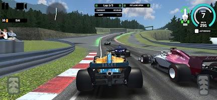 Ala Mobile GP - Formula cars racing