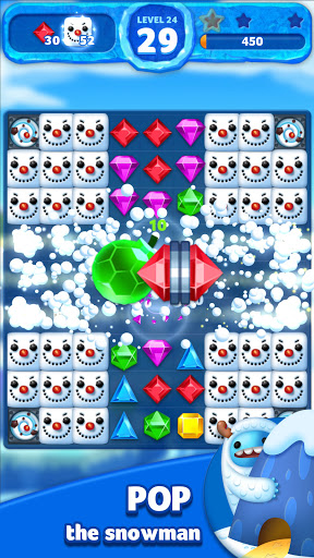 Jewel Ice Mania : Match 3 Puzzle 21.0324.09 screenshots 11