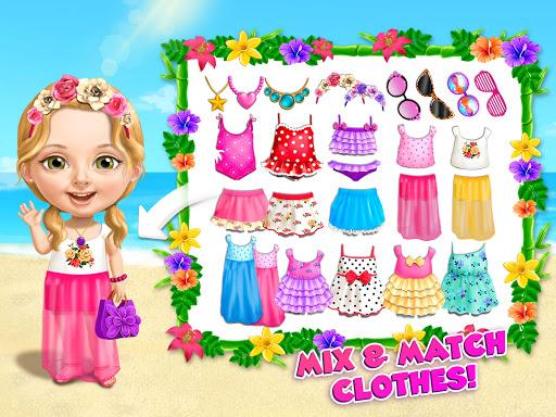 Sweet Baby Girl Summer Fun 2 - Sunny Makeover Game Apkfinish screenshots 19