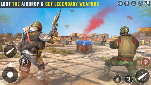 Immortal Squad Shooting Games: Free Gun Games 2020 21.5.3.3 screenshots 17