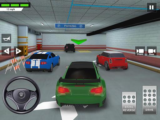 City Car Driving & Parking School Test Simulator 3.0 screenshots 10