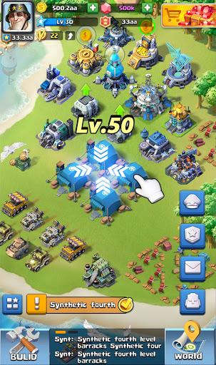 Top War: Battle Game modavailable screenshots 8