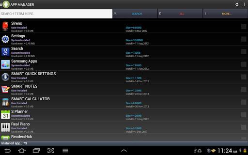 Smart App Manager 3.5.6 screenshots 9